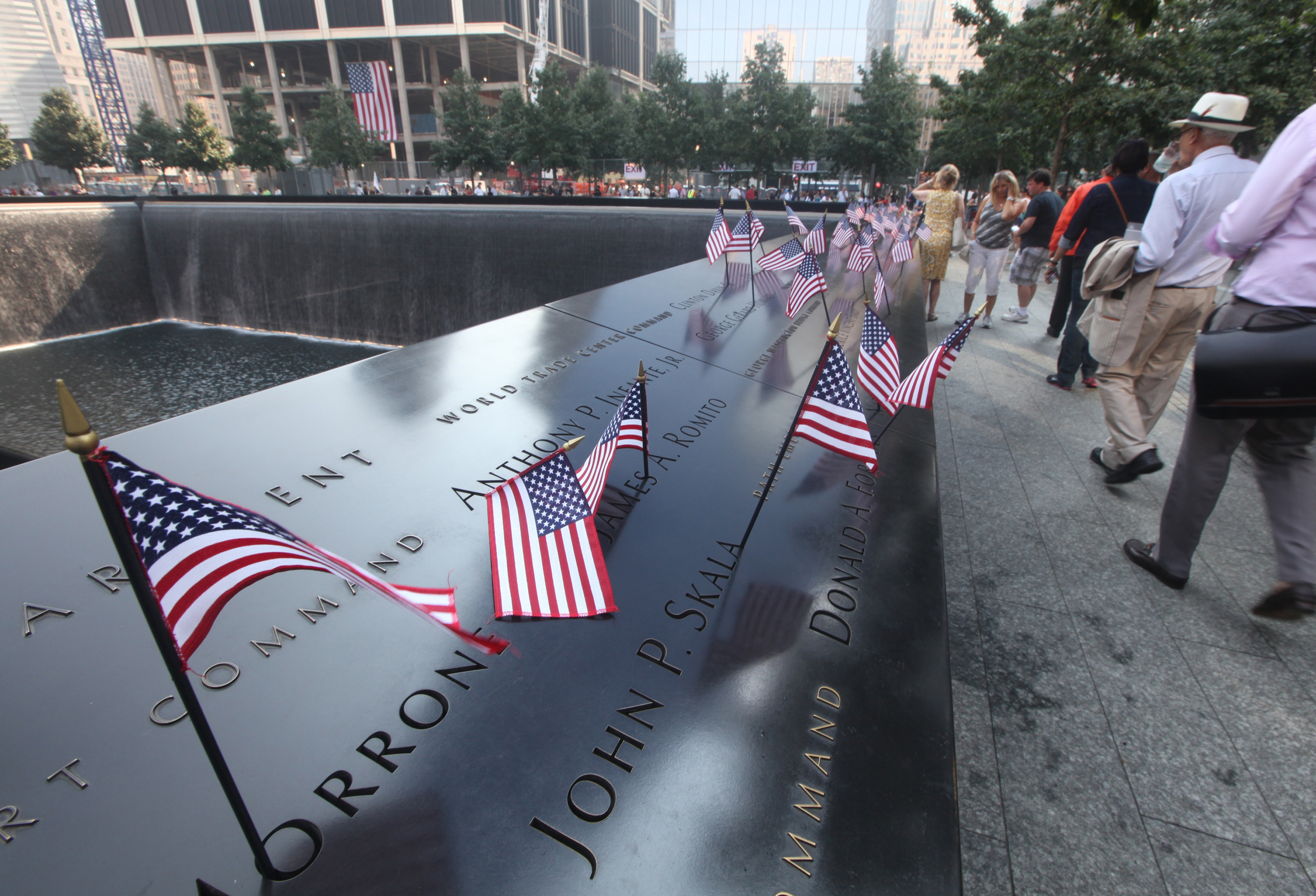 911-world-trade-center-memorial